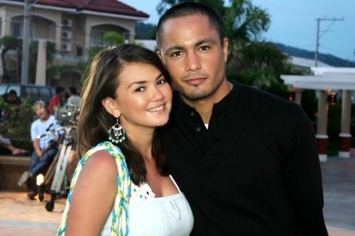 Angelica Panganiban and Derek Ramsey Scandal. By Celebrity hairstyle and